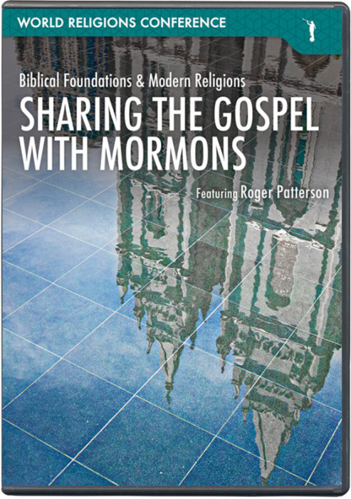Sharing the Gospel with Mormons (DVD)