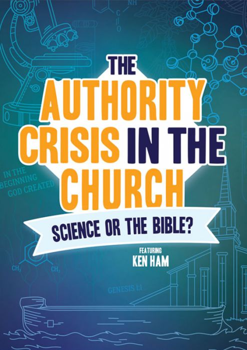 The Authority Crisis in the Church (DVD)