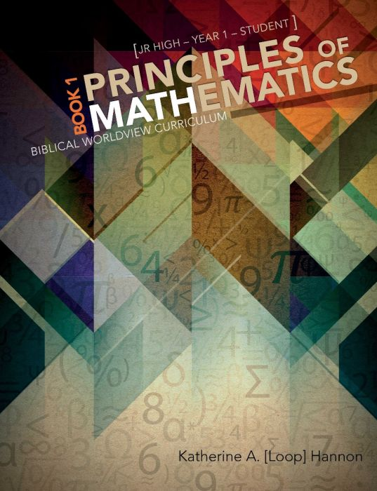 Principles of Mathematics Book 1