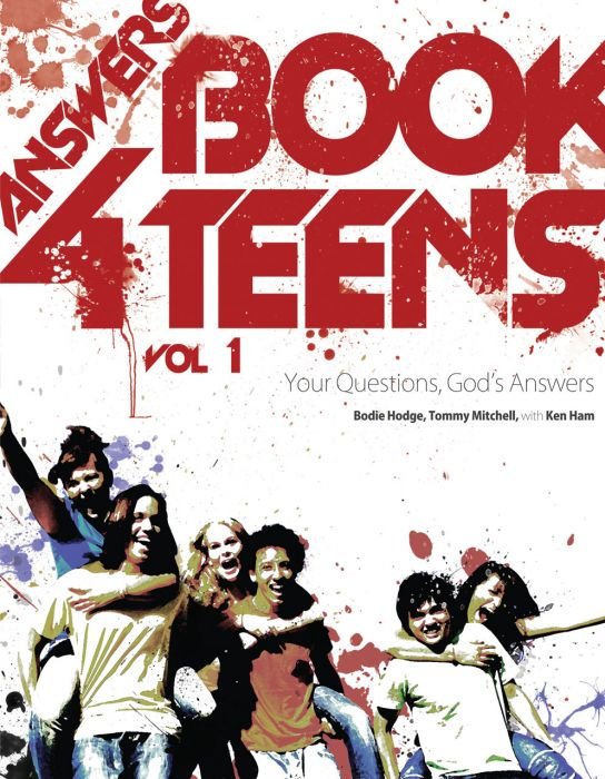 Answers Book for Teens Vol. 1 (Download)