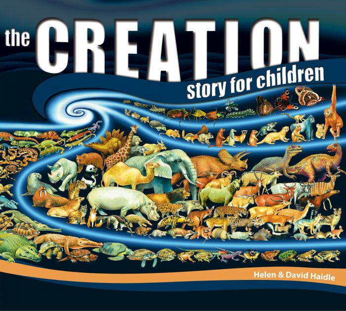 The Creation Story for Children (Download)