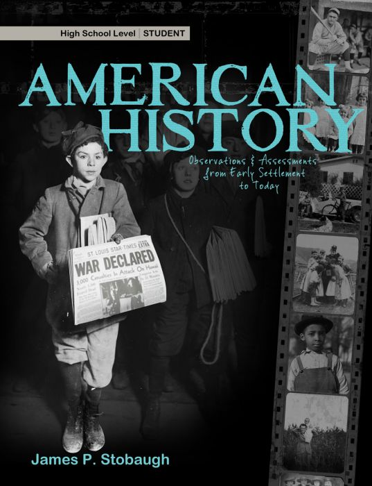 American History (Student Book - Download)