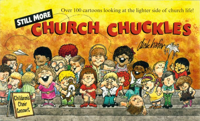 Still More Church Chuckles (Download)