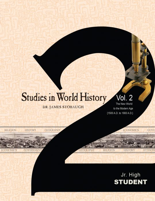 Studies in World History Vol. 2 (Student - Download)
