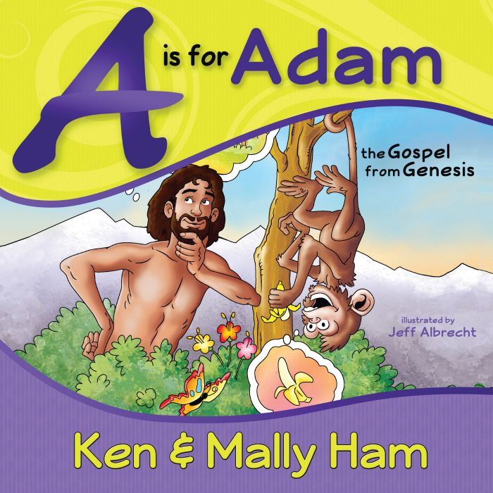 A is For Adam (Download)