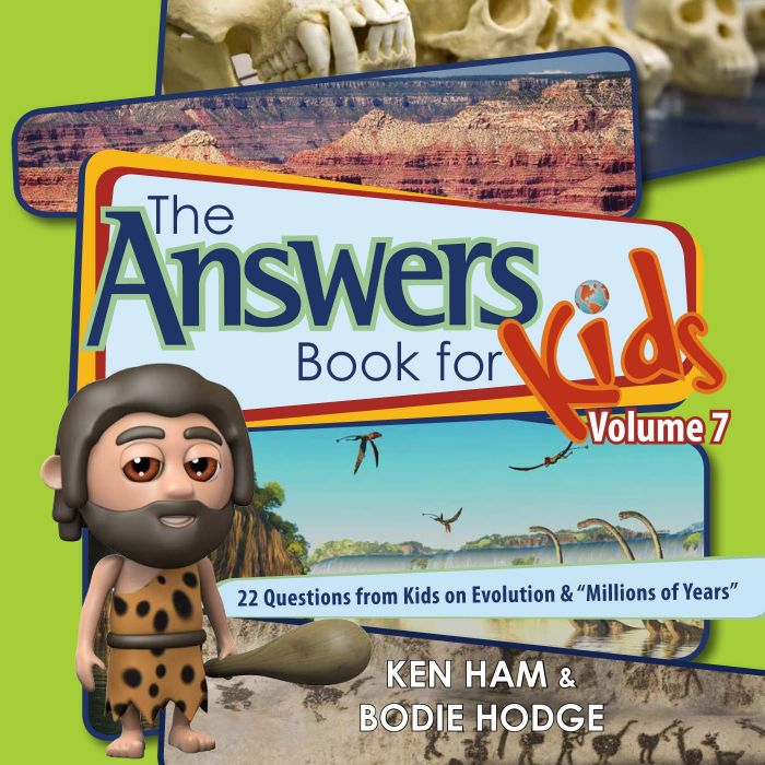 The Answers Book for Kids 7 (Download)