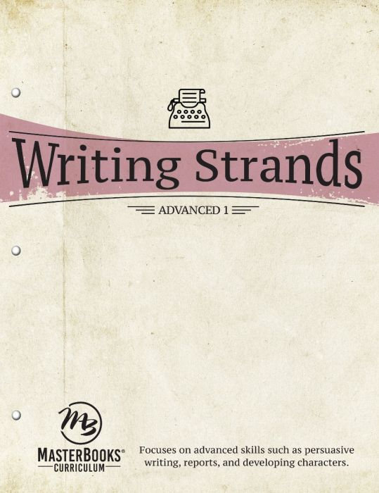 Writing Strands: Advanced 1 (Download)