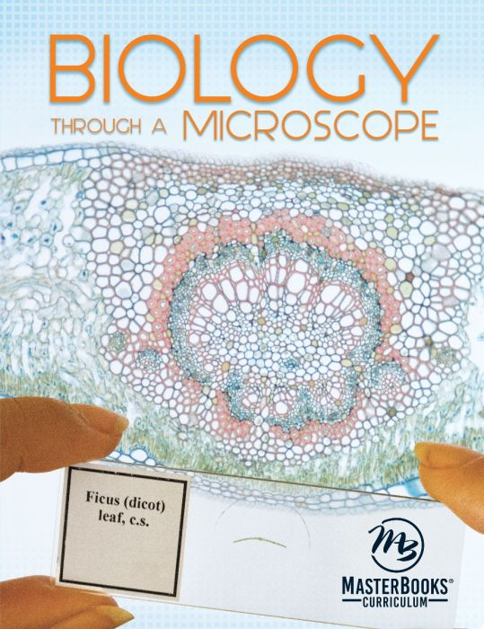 Biology Through A Microscope (Lab Book)