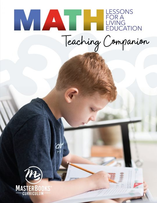 Math Lessons for a Living Education: Teaching Companion (Download)