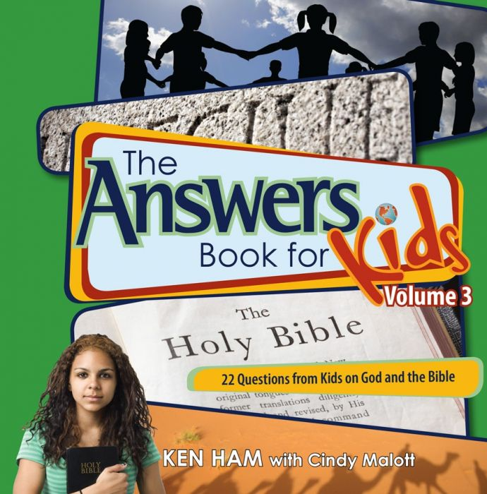 The Answers Book for Kids 3