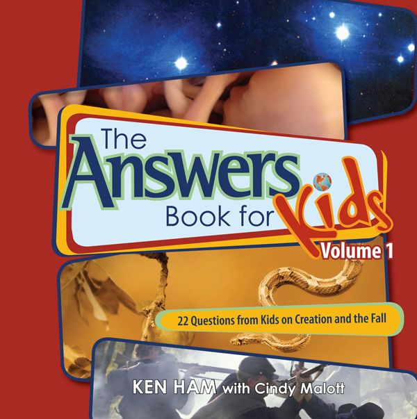 The Answers Book for Kids 1 (Download)