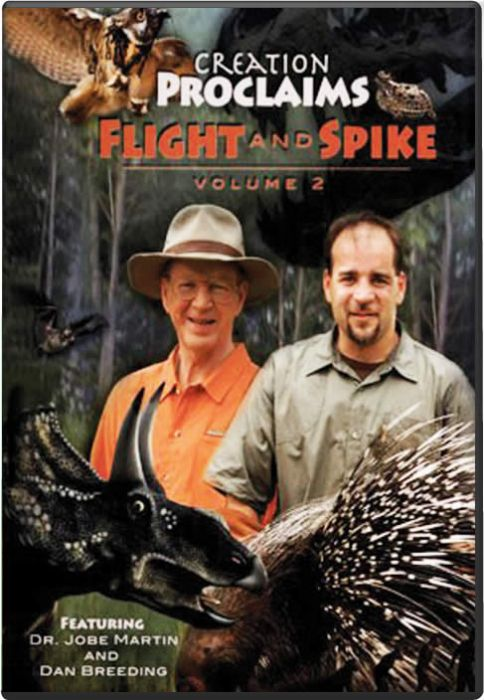 Creation Proclaims: Flight and Spike