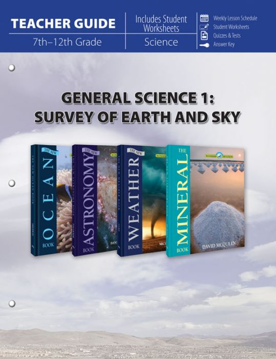General Science 1: Survey of Earth & Sky (Teacher Guide)