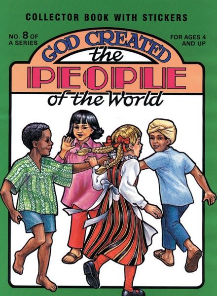 God Created the People of the World (Download)