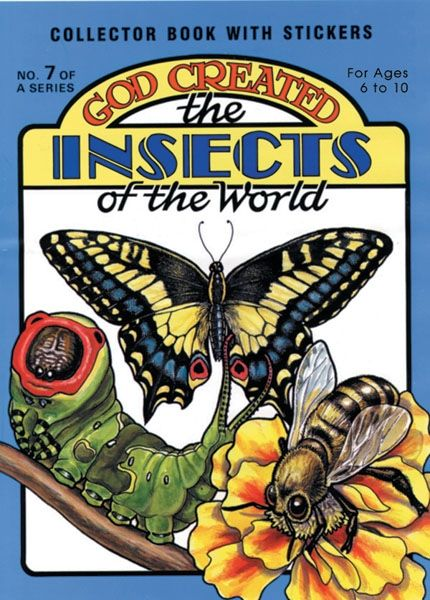 God Created the Insects of the World (Download)