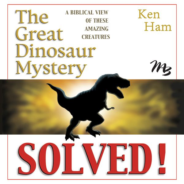 The Great Dinosaur Mystery Solved (MP3 Audiobook Download)