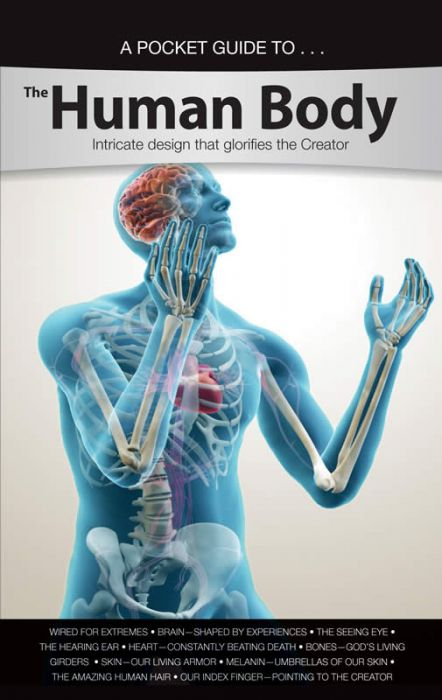 The Human Body Pocket Guide (Download)