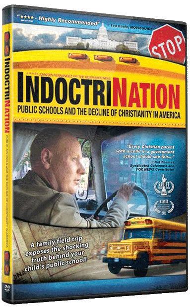 IndoctriNation (DVD)