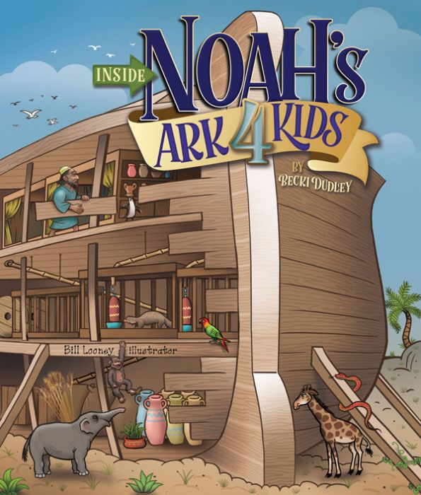 Inside Noah's Ark 4 Kids