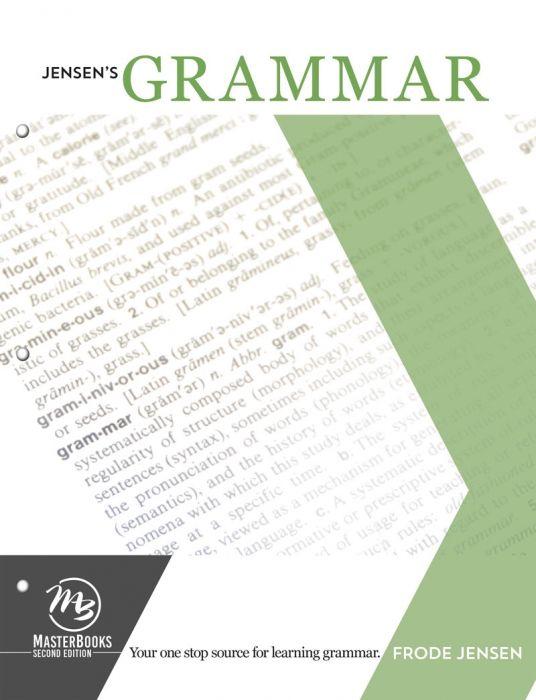 Jensen's Grammar (Download)