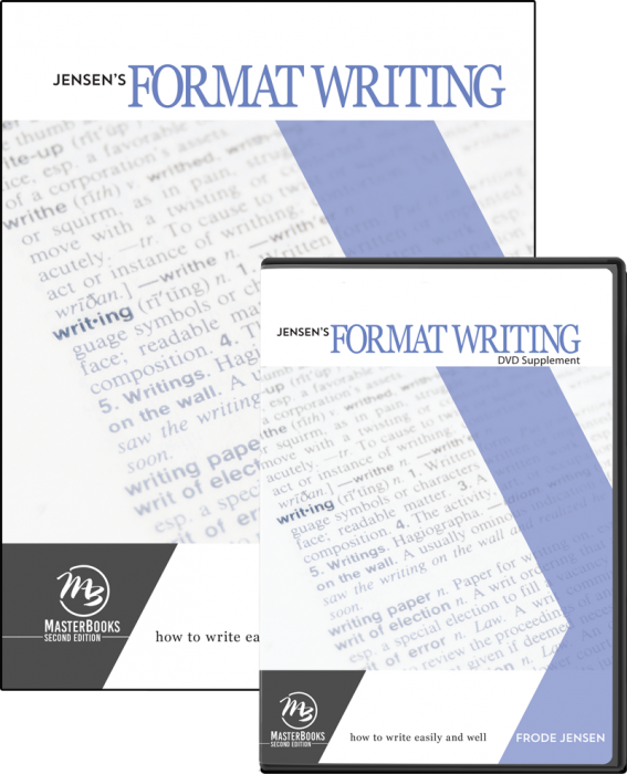 Jensen's Format Writing Bundle