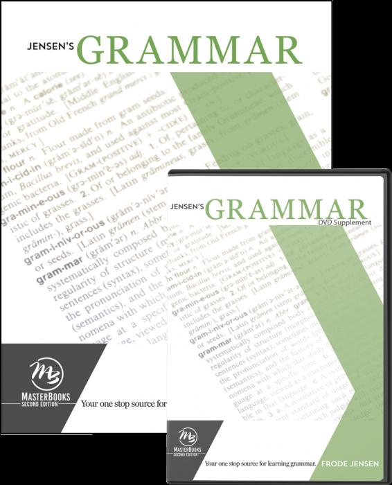 Jensen's Grammar Bundle