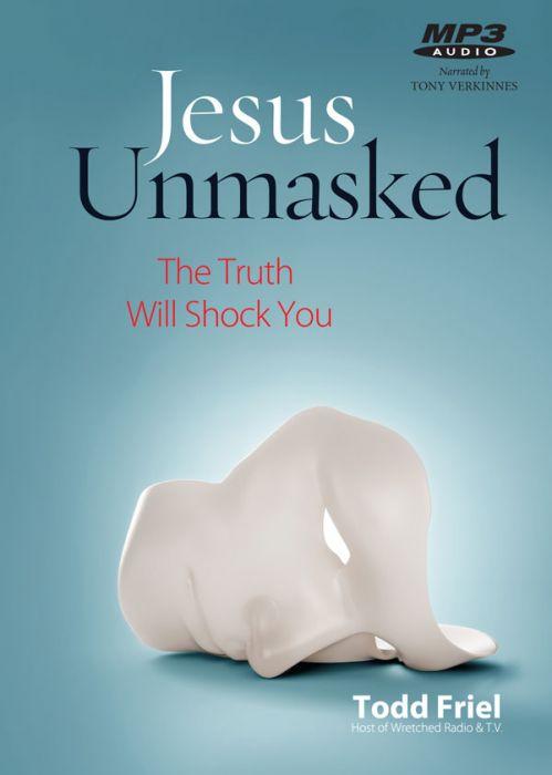 Jesus Unmasked (Audio CD)