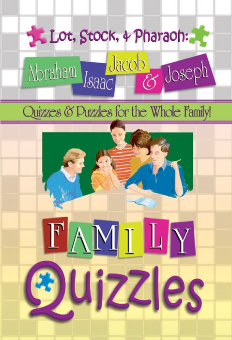 Quizzles: Lot, Stock, & Pharaoh (Download)