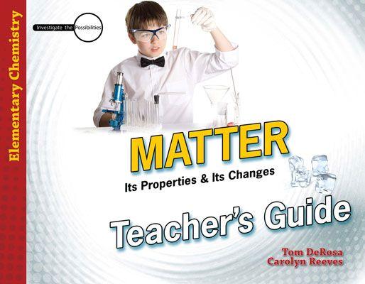 Matter (Teacher's Guide)