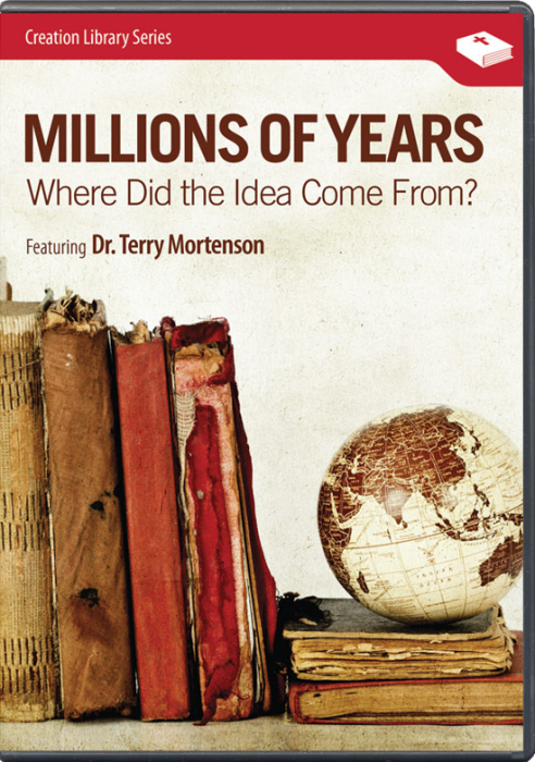 Millions of Years: Where did the Idea Come From?