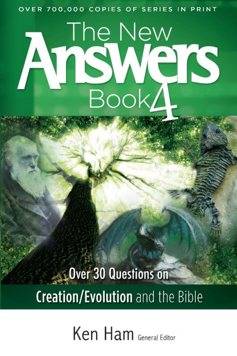 The New Answers Book 4 (Download)
