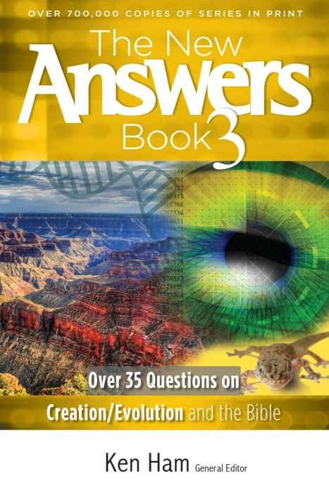 The New Answers Book 3