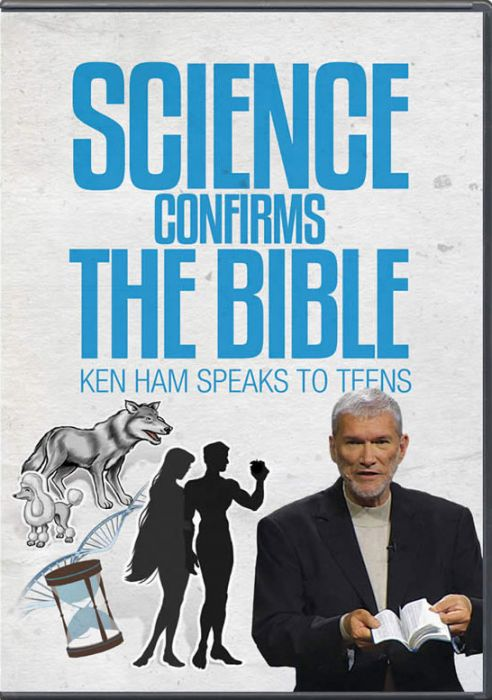 Science Confirms The Bible