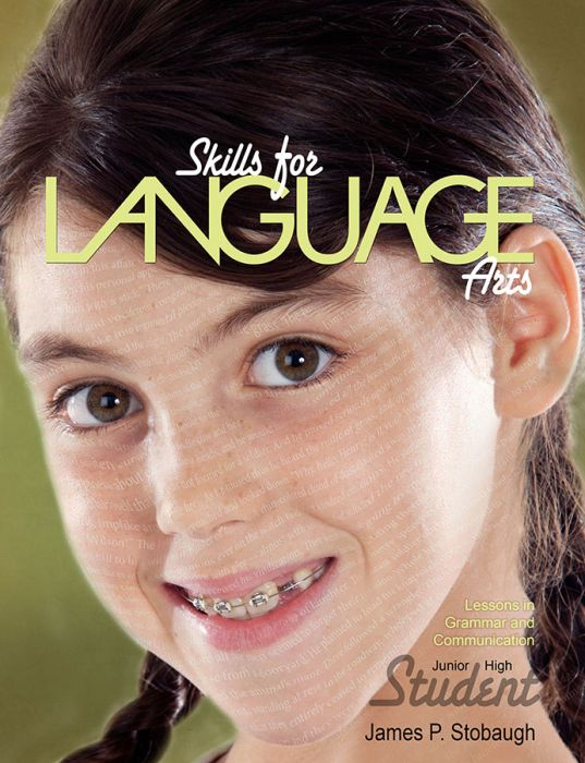 Skills for Language Arts (Student Book - Download)