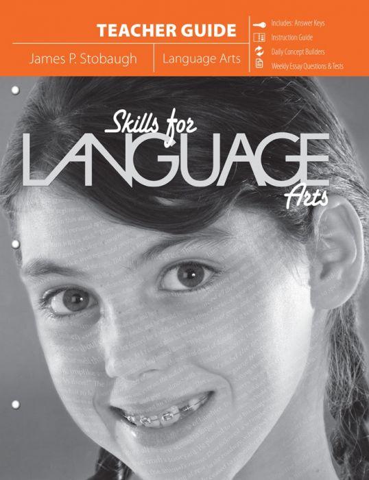 Skills for Language Arts (Teacher Guide - Download)