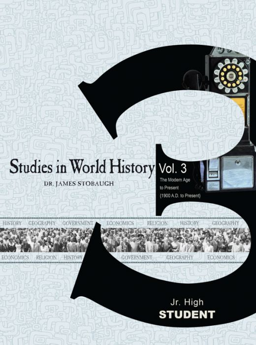 Studies in World History Vol. 3 (Student - Download)