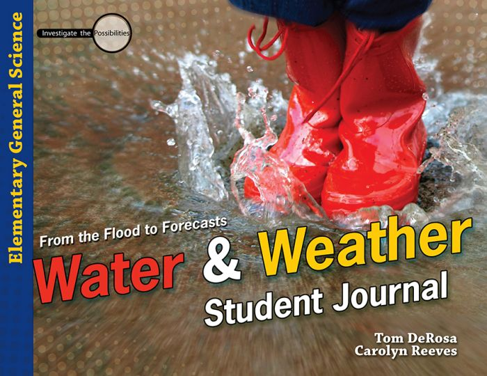 Water & Weather (Student Journal - Download)