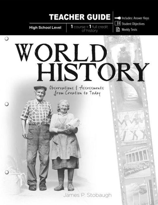 World History (Teacher Guide)