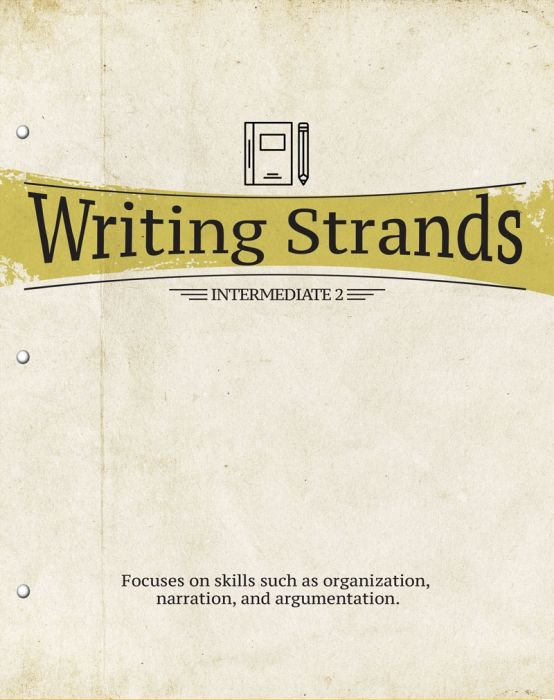 Writing Strands: Intermediate 2 (Download)