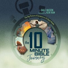 The 10 Minute Bible Journey (MP3 Audiobook Download)