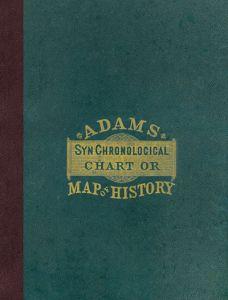 Adams' Chart of History (Hardback)