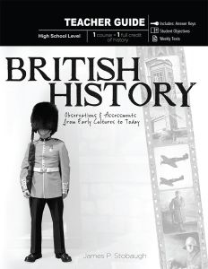 British History (Teacher Guide)