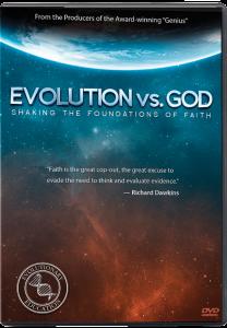 Evolution vs. God: Shaking The Foundations of Faith