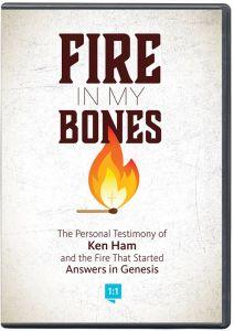 Fire in My Bones (DVD)