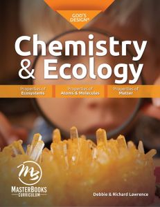 God's Design for Chemistry & Ecology (MB Edition - Download)