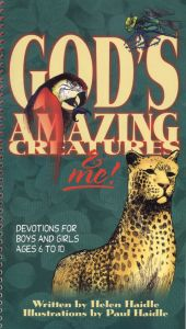 God's Amazing Creatures and Me! (Download)