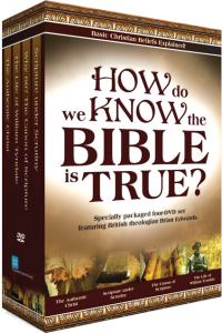 How Do We Know the Bible is True? (DVD Box Set)