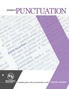 Jensen's Punctuation (Download)