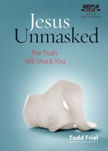 Jesus Unmasked (Audio CD)
