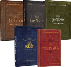 Life of our Heroes 5 Book Set